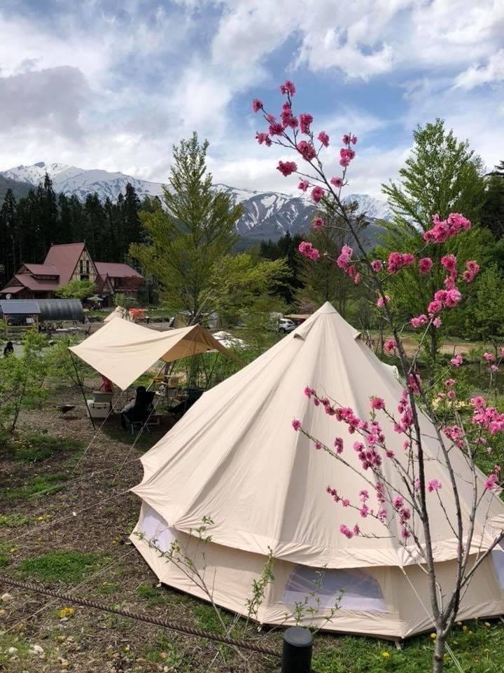 大好きなキャンプ場