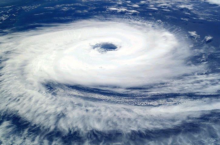 ベランダ・お庭の台風対策